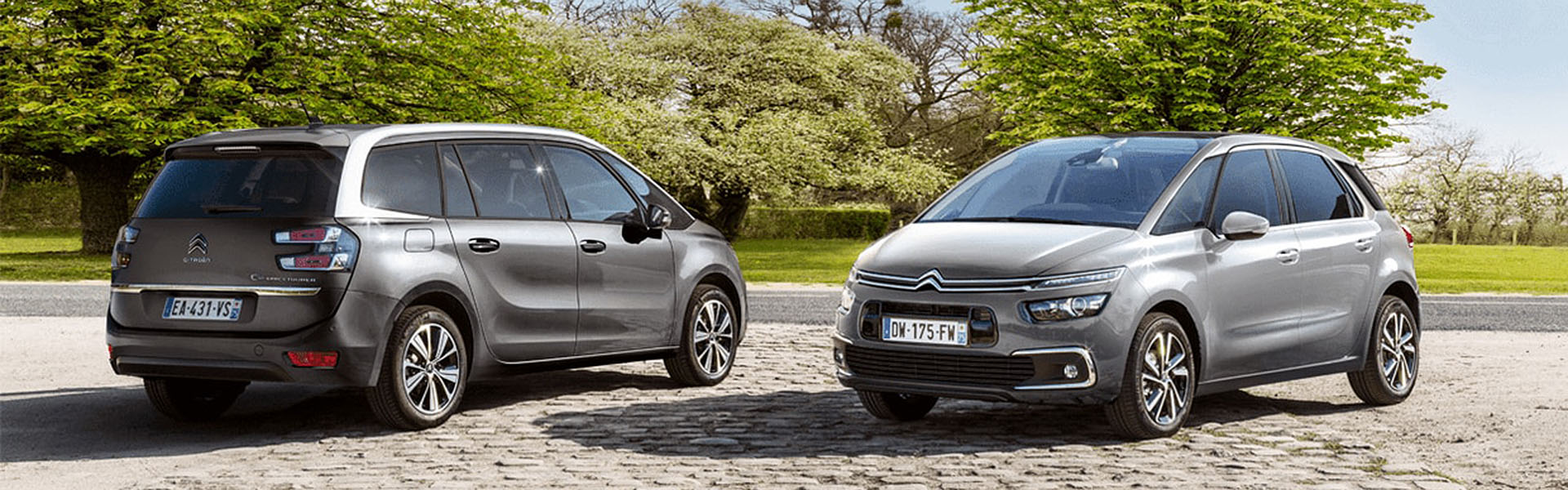 Citroen C4 Spacetourer Land