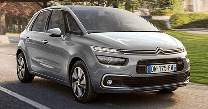 Citroen C4 Spacetourer Design
