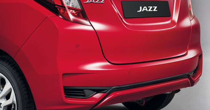Honda Jazz Design Esterno