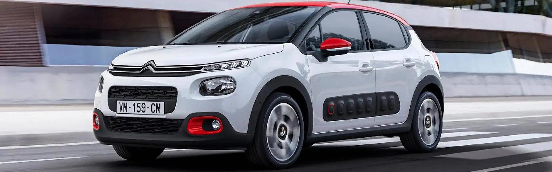 Citroen C3 Van Land